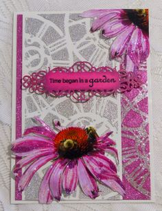 Shona's Stamping Stage: SPARKLE N SPRINKLE MAY REVEAL