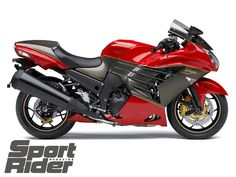 First Look: 2015 Kawasaki ZX-14R ABS 30th Anniversary Edition
