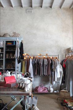 Nice shop interior