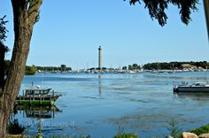 Great views and places for a family picnic at Put-in-Bay, Ohio. #lakeerielove