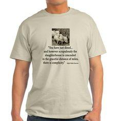 Slaughterhouse T-Shirt on CafePress.com