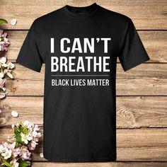 I Can't Breathe Black Lives Matter MLB T-Shirt – Ronole Black Lives Matter Shirt, Cant Breathe, I Cant, Funny Tshirts, Mlb, Mens Tops, T Shirt, Life, Supreme T Shirt