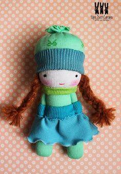 Donda, sock doll