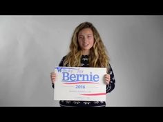 Watch: Wellesley students endorse Bernie Sanders - The Washington Post. Wellesley is Hillary Clinton's alma mater, but they are feeling the Bern! #feeltheBern Sanders 2016!