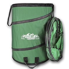 Monkey Mountain Popup Gartensack aus ultrastabilem, wasserdichten Oxford Polyester 600D mit robusten Tragegriffen in 80 L oder 140 L (140 L) Popup, Oxford, Backpacks, Bags, Shopping, Fashion, Purses, Moda, Fashion Styles