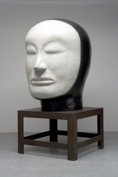 Jun Kaneko (b. 1942) Japanese ceramic artist living in Omaha, Nebraska.