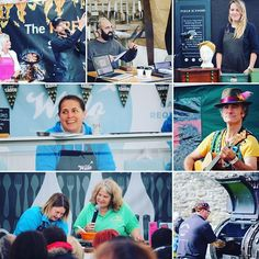 It takes a lot of wonderful faces and alot of hard work to make the fabulous Ludlow Food Festival 2017 Festival 2017, Food Festival, Take That, Let It Be, Hard Work, Letting Go, Faces, Drink, Eat