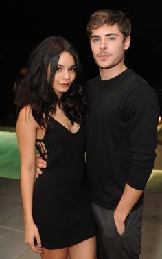 Zanessa @ Details Party - zac-efron-and-vanessa-hudgens Photo