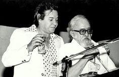 Vinicius de Morais y Tom Jobim