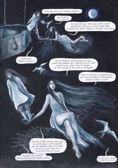 Witches of the Northern Lights - Philip Pullman, Clement Oubrerie & Stephane Melchior | tygertale