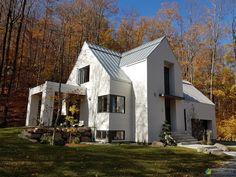 Shefford - J'ai vendu! Mario, Modern Farmhouse, Exterior, Rustic, Construction 2016, House Styles, Houses, Paradis, House Architecture