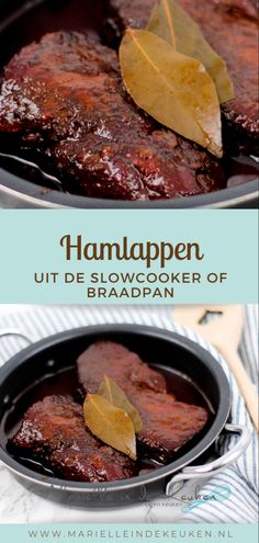 Healthy Slow Cooker, Slow Cooker Recipes, Crockpot Recepies, Multicooker, Food For Thought, Good Food, Food And Drink, Easy Meals, Healthy Recipes