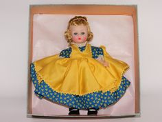 "Madame Alexander Alexander Kins 481 Amy 8"" Doll with Original Box 3TM 