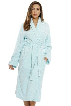 40a4758167 Kimono Robe   Bath Robes for Women - Mint - C417YQ8L496