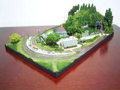 昭和30年代から40年代 国鉄ローカル線風 : 鉄道模型 小型レイアウト、パイクなどなど - NAVER まとめ