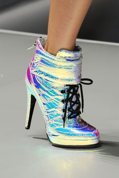 <3 Bluemarine 2012/2013 Winter - holographic collection!