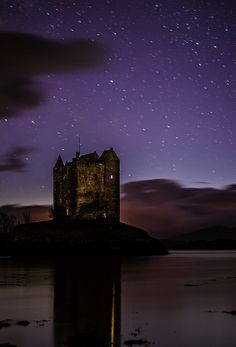 Castle Stalker, Port Appin, Argyll, Scotland
