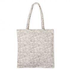 Woodland shopper bag