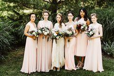 Hamptons Hipster Wedding
