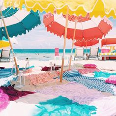 The ultimate beach party.
