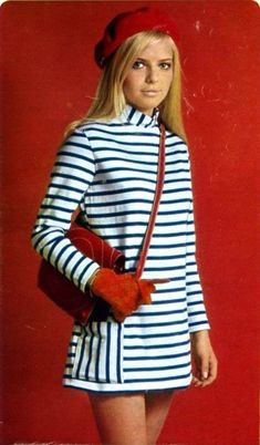 @hardtosayno | France Gall, Poupee de cire, Poupee de son... 1965