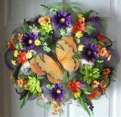 Summer Wreaths - Bing Images
