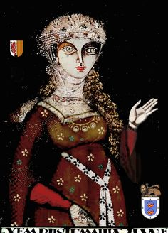 Leonor Núñez de Guzmán y Ponce de León, hija de Pedro Núñez de guzmán y Girón y de Juana Ponce de León.Nacida en 1310...por parte de madre, es biznieta del rey de León Alfonso IX,de su unión ilegítima con Aldonza Martínez de Silva, cuya hija, la infanta Aldonza Alfonso, reconocida, casó con Pedro Ponce. de Cabrera. Su hijo Fernán Pérez cambió cabrera por León: Fernán Pérez Ponce de León y casó con Urraca Gutiérrez de Meneses, de quien tuvo a Juana Ponce de León, la madre de Leonor......Sus…
