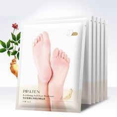 Rational 2018 1 Pair Exfoliating Foot Hand Mask Dead Skin Removal Volcanic Mud Mask Peeling Cuticle Moisturizing Complete Range Of Articles Home