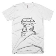 AT-V85 Walker Tshirt