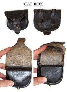 leather pouch from 1850 - Google Search My Character, Leather Pouch, Leather Satchel