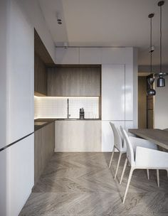 94e19d71f8a5 Фото кухня Квартира Сучасний Дизайн Кухні, Кухонний Інтер єр, Дизайн  Домашнього Інтер