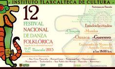 12 Festival Nacional de Danza Folklórica