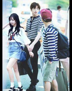 Nakook at Airport again On the way to??? #BTS #Twice #Nayeon #Jungkook #taehyung #v #bangtan #fanfiction #Nakook #NaV #트와이스 #나연 #임나연 #나봉 #정국 #전정국 #뷔 #태형 #방탄소년단