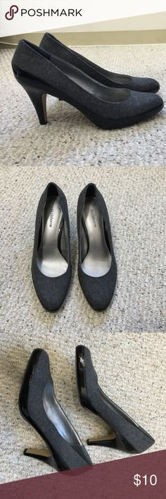 Liz Claiborne 3 inch heels Never worn- like new. Comfortable and classy looking Liz Claiborne Shoes Heels