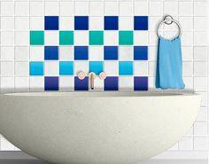 tegelstickers bij xenos   WC inspiratie   Pinterest   Toilet