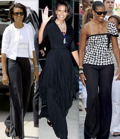 THE OFFICIAL: Michelle Obama Style Watch - Black Hair Media Forum - Page 3