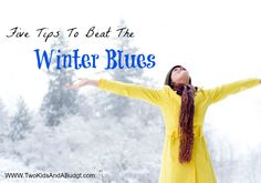 This is the time of year when the winter blues tend to hit people the hardest. Learn how you can beat the winter blues with simple things you can do today.