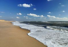 Cape on the Beaches of The Outer Banks from Coupe de Pouce