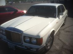 A customer of mine is selling his 1990 Bentley Mulsanne. http://www.autorepairmatch.com/news/1990-bentley-for-sale/