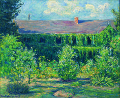 House of Claude Monet by Blanche Hoschede Monet, Museum in Vernon, France