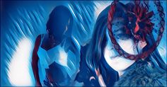 Odraz ktorého strážneho anjela sa odráža vo vode vedľa teba? Anime, Art, Style, Anime Shows, Kunst, Art Education, Artworks