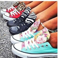 shoes converse leopard print zebra print floral red black turquoise converse chuck taylor zebra leopard print white flowers all-star red converse black converse sneakers multicolor sneakers Converse Leopard, Converse Shoes, Custom Converse, Floral Converse, Diy Converse, Blue Converse, Converse Fashion, Floral Sneakers, Slippers