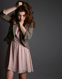 Georgie Henley. Can't believe how much she's grown up !!