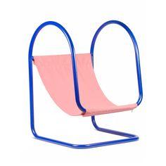 PARA(D): A Sculptural Chair for Relaxing by Nova Obiecta - Design Milk #Chair