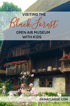 The Black Forest Open Air Museum is a collection of German farmhouses ranging from to the centuries. It's a beautiful place to experience this famous forest in southern Germany. via /erinehm/ Backpacking Europe, Europe Travel Tips, European Travel, Travel Advice, Places To Travel, Travel Destinations, Traveling Europe, Asia Travel, Travel Ideas