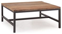 Zuo Modern - Gilman Square Coffee Table