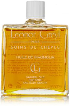 Hail the sun: After Sun Oil, Leonor Greyl / Garance Doré
