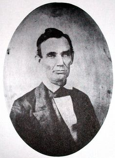 Abraham Lincoln ca. 1858 (?)  A Civil War soldier from Parma, Ohio, was the original owner of this portrait, published in... https://www.facebook.com/photo.php?fbid=10153483619722133&set=a.10150400113952133.346726.719467132&type=3&theater 13434856_10153483619722133_8514984918185702528_n.jpg (514×702)