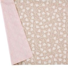 Well Nested Crib Skirt (Pink) | The Land of Nod