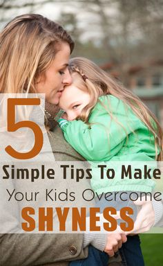 Is your kid's shy behavior cause for concern? Want to know how can you help your child become confident? Here are 5 simple tips to overcome shyness in kids.